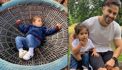 Kunal Kemmu And His Daughter Inaaya Naumi Kemmu's 'Pout Practice' Makes Us Wonder Who Does It Better