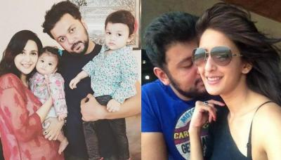 Chahatt Khanna Shares First Family Picture With Her Second