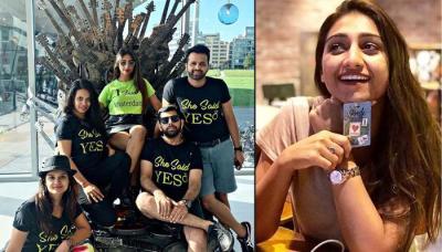 Mohena Kumari Singh Is Enjoying Her Bachelorette Trip In Amsterdam With 'Bride Squad', Videos Inside