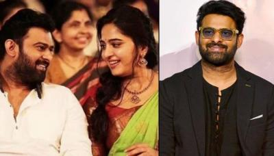 Prabhas Reacts To The Rumours Of Him House-Hunting With Alleged Muse, Anushka Shetty In Los Angeles