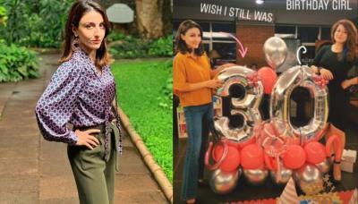 Soha Ali Khan Celebrates Her Sister-In-Law, Karishma Kemmu's 30th Birthday, Pictures Inside