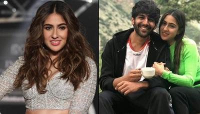 Sara Ali Khan Reveals What Comes To Her Mind First When She Thinks Of 'Love', It Isn't Kartik Aaryan