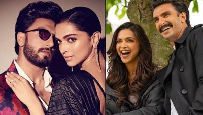 Deepika Padukone Tags Her Hubby, Ranveer Singh In Relationship Memes, His Reaction Is Unmissable
