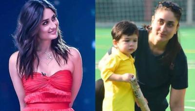 Kareena Kapoor Khan Imitates Her Son, Taimur Ali Khan As She Reveals A Cute Habit Of Him [Video]