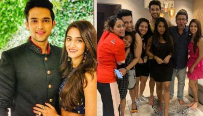 Parth Samthaan Hosts Crazy Housewarming Party For Kasauti Friends, Only Erica Fernandes Was Missing