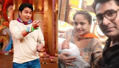 Comedian Mubeen Saudagar's Wife Shares First Pics Of Their Newborn From Their First Outing Together