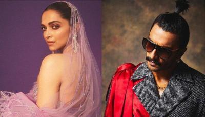 Deepika Padukone Trolls Hubby, Ranveer Singh's IIFA Look, Reacts On Meme Comparing Her To A Mop