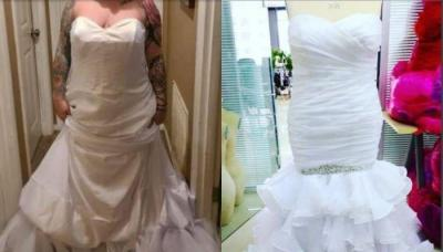 An Angry Bride-To-Be Sends An Email To The Company For Her Bridal Gown, Their Reply Is Hilarious