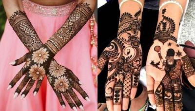 Latest And Trending 'Mehendi' Designs, Fasting Ladies Can Flaunt On Karwa Chauth 2021