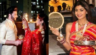 The Story Behind Why Karwa Chauth Is Celebrated By Indian Women And Why They Dress Up For The Fast