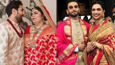 A Plus Size Sabyasachi Bride Recreated Deepika Padukone's First Anniversary Look, Shares Her Story