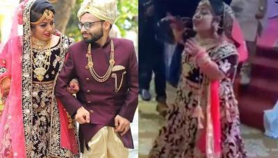 A Differently-Abled Couple's 'Shaadi' Story Proves Love Is For All, The Bride Dances Her Heart Out