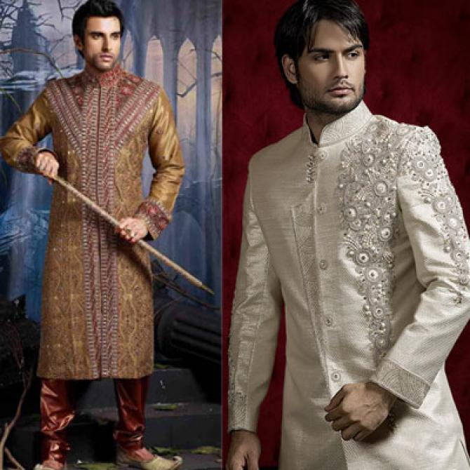 Top 10 Wedding day Attire for Grooms - BollywoodShaadis.com