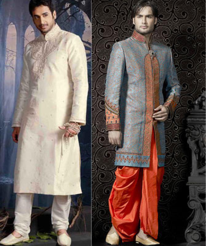Top 10 Wedding day Attire for Grooms - BollywoodShaadis.com