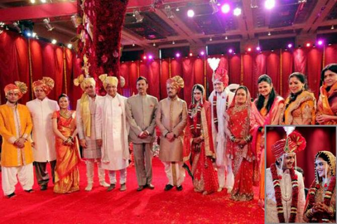 Beautiful Wedding Story Of Genelia And Riteish Deshmukh