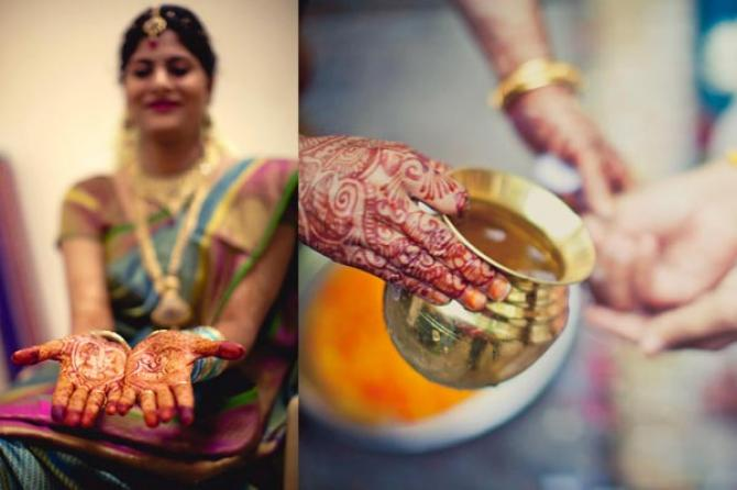 12 sacred rituals of a tamil wedding that make it a stunning visual 3 pallikai thellichal altavistaventures Image collections
