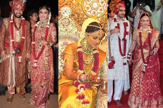 Real Bollywood Brides
