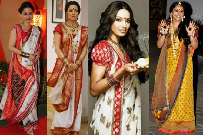 7 Different Ways To Wear A Saree With Tutorials For Trendy