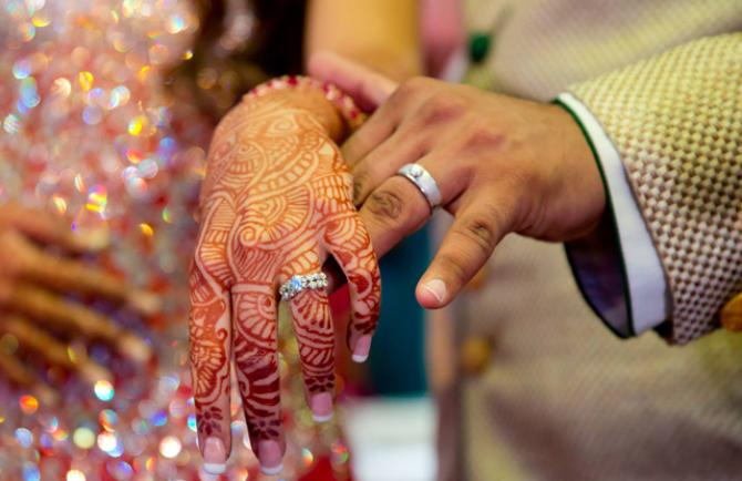 why enement rings are always worn on the fourth finger of left - Indian Wedding Rings