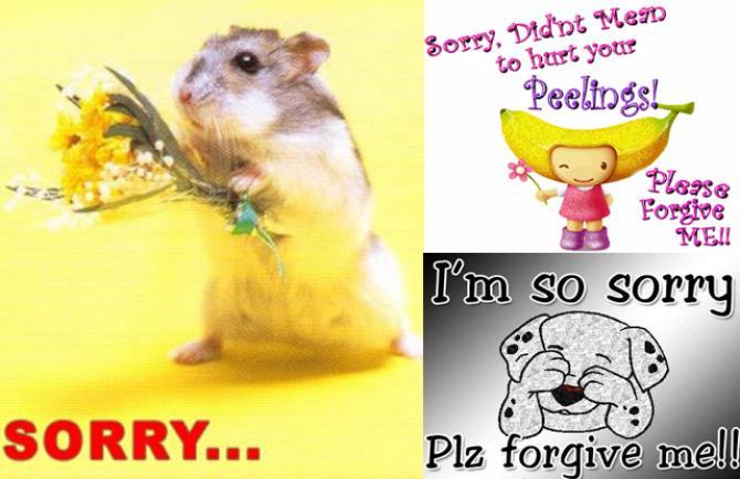 romantic ways to say i m sorry