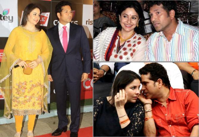 Anjali Tendulkar Before Marriage