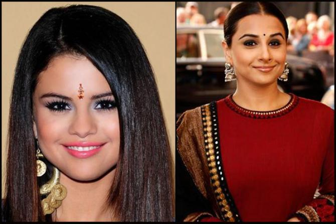 How To Find The Right Bindi For Your Face Shape