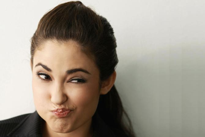 8 ejercicios para adelgazar tu cara