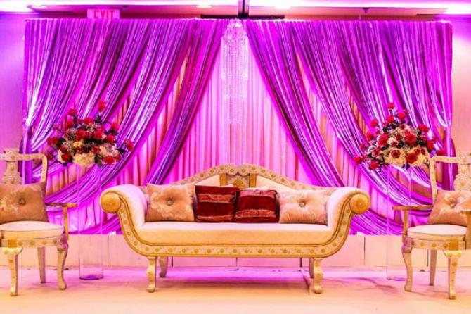 10 stunning stage decor ideas for indian weddings this season image courtesy imperial dcor junglespirit Gallery
