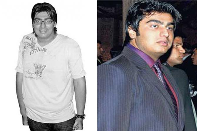 Arjun Kapoor's Diet Plan For Weight Loss Transformed Him From Fat ...