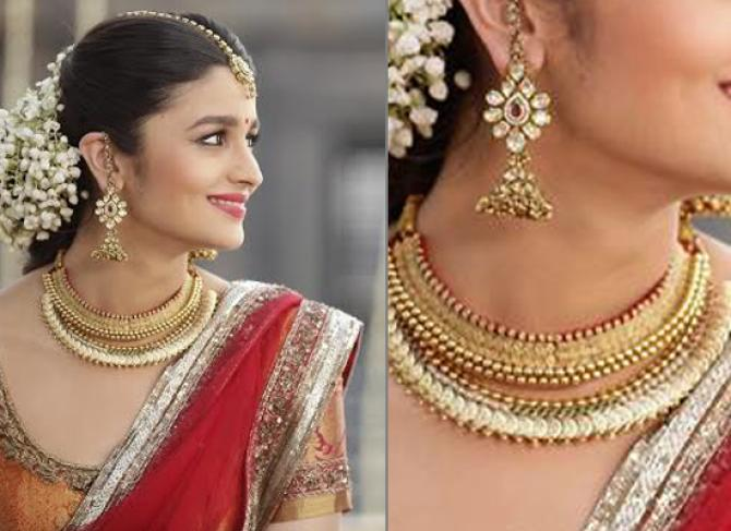 Steal This Look South Indian Bridal Inspiration From Alia Bhatt In