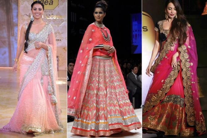 Easy Hacks For Dusky Brides To Flaunt The Right Colours On