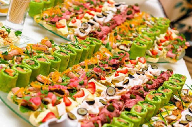 Summer Wedding Menu Ideas Buffet Therapyboxfo