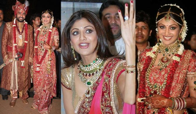 Mehndi Ceremony Of Shilpa Shetty : Most expensive bollywood celebrity weddings that will leave you