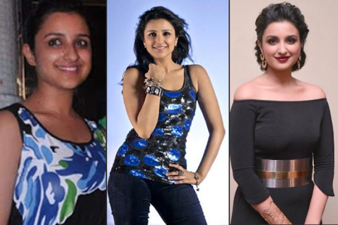 Parineeti Chopra Before Weight Loss