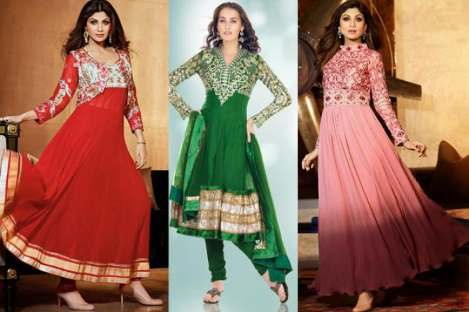 How To Choose Anarkali Suits For Your Body Type