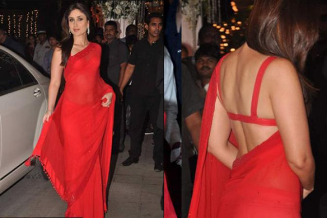 Top 10 Post Marriage Looks Of Kareena Kapoor Khan For All Soon To Be Brides Bollywoodshaadis Com