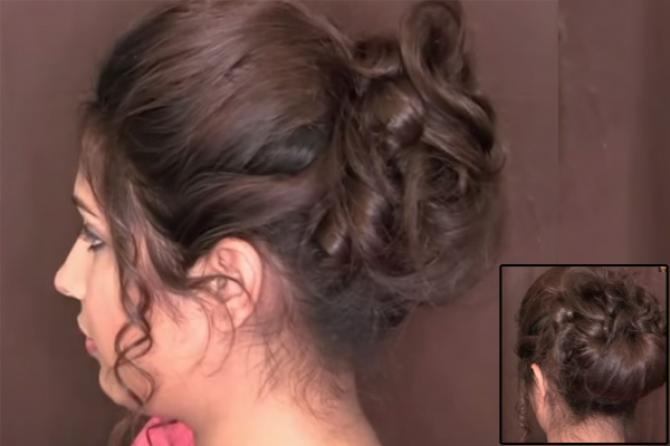 6 Best Trendy Bun Hairstyles For Indian Brides