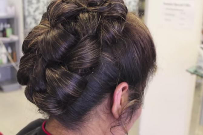 6 Best Trendy Bun Hairstyles For Indian Brides