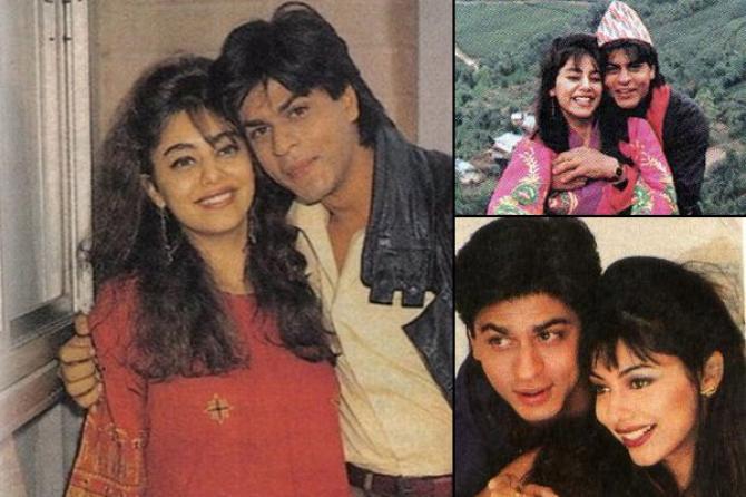 Srk Gauri Love Story