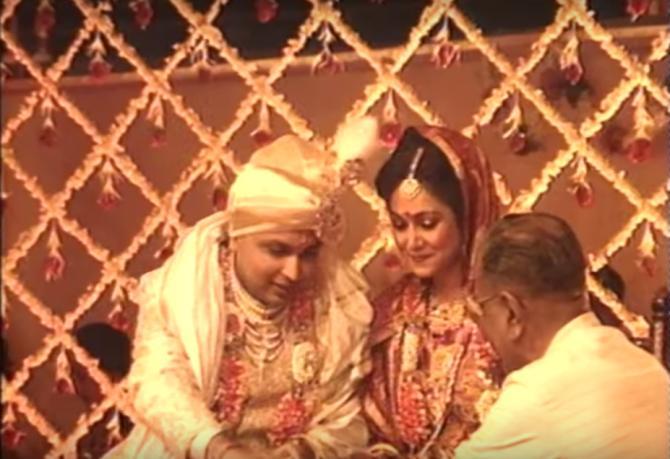 The Grand Wedding And A Happy Ending Anil Ambani Tina