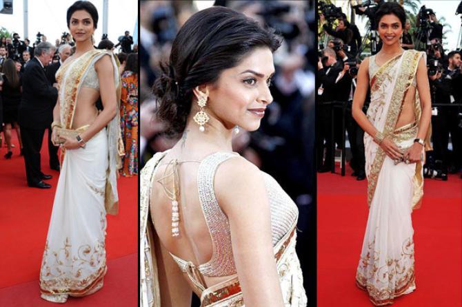 top 10 traditional looks of Deepika Padukone