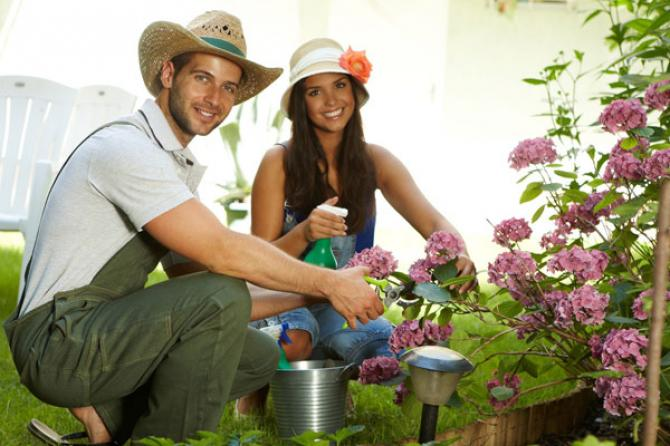 gardening for effortless weight loss