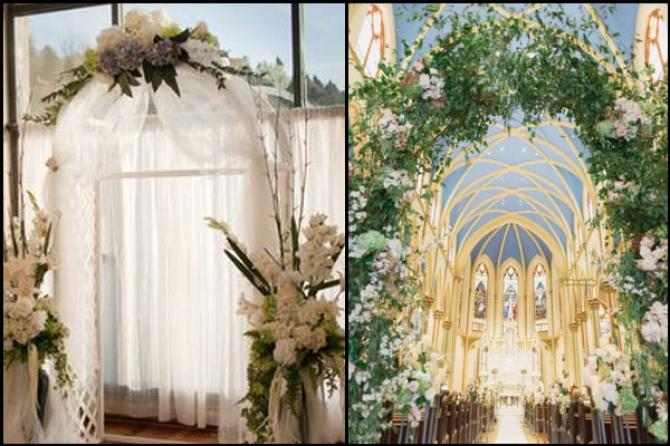 Church wedding decor ideas church wedding decor junglespirit Image collections