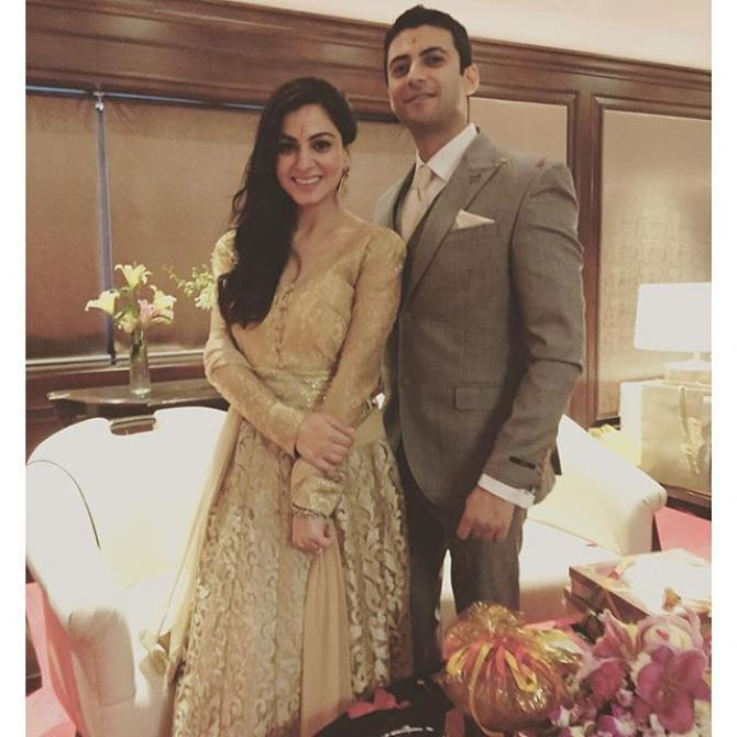 TV actress shraddha arya from dream girl show getting married soon