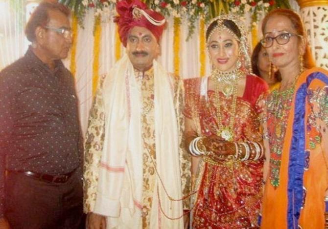 disha vakani aka dayaben of taarak mehta ka ooltah chashma gets married