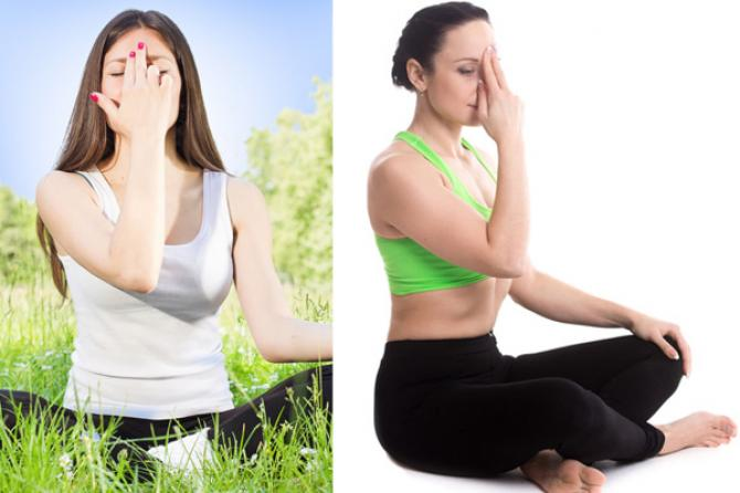Best And Easy Facial Exercises To Get Your Nose In Shape - Make nose smaller shape easy exercise