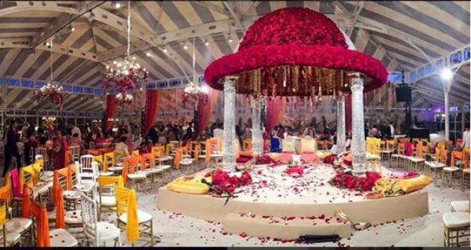 Fat Indian Wedding In Italy
