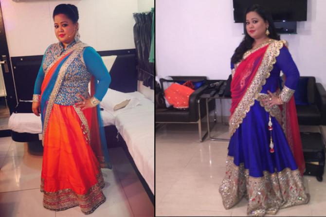 Opens Comedian Up About  Marriage Bharti Singh Her Plans
