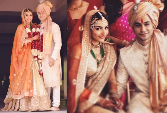 Soha Ali Khan And Kunal Khemu Wedding Story