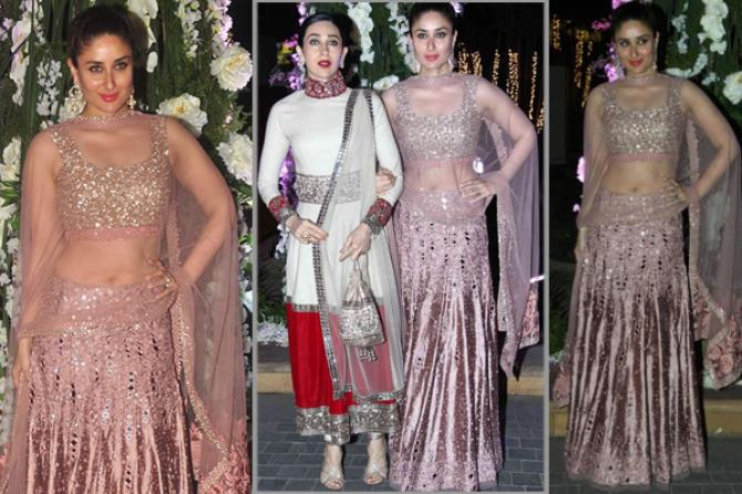 Steal Trendy Outfit Ideas From 7 Bollywood Divas For Your Sister\'s ...